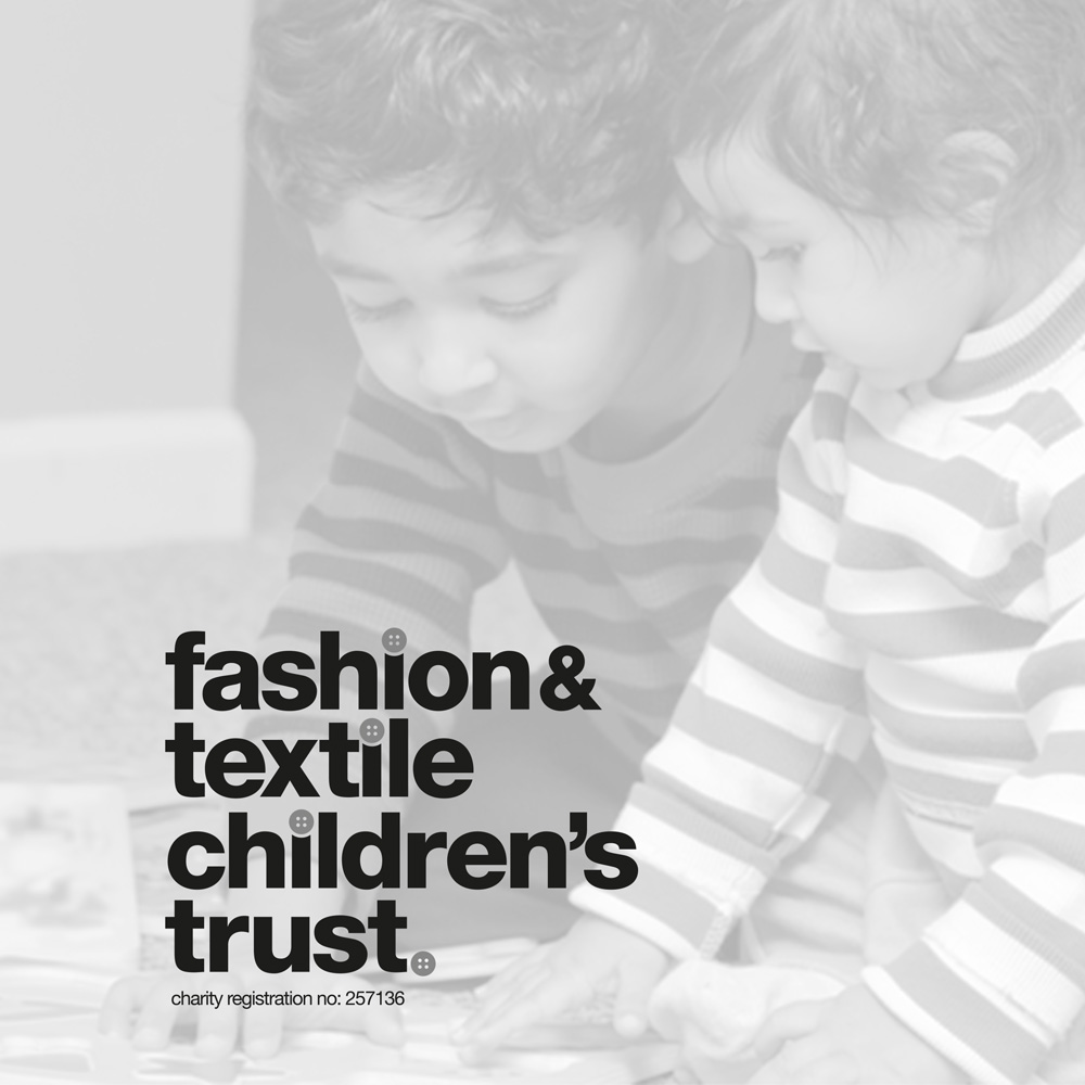 """""""Demand for our grants since the coronavirus has increased enormously. We will continue to be here to make sure no fashion and textile family struggles to afford their child's basc needs... It's what we have been doing for the past 167 years."""""""