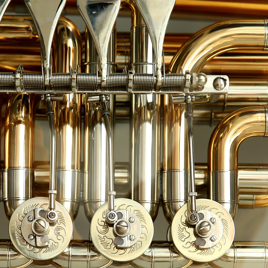 Used across a variety of industries brass has some wonderful characteristics such as its acoustic qualities, its antibacterial merits and its exceptional machinability.