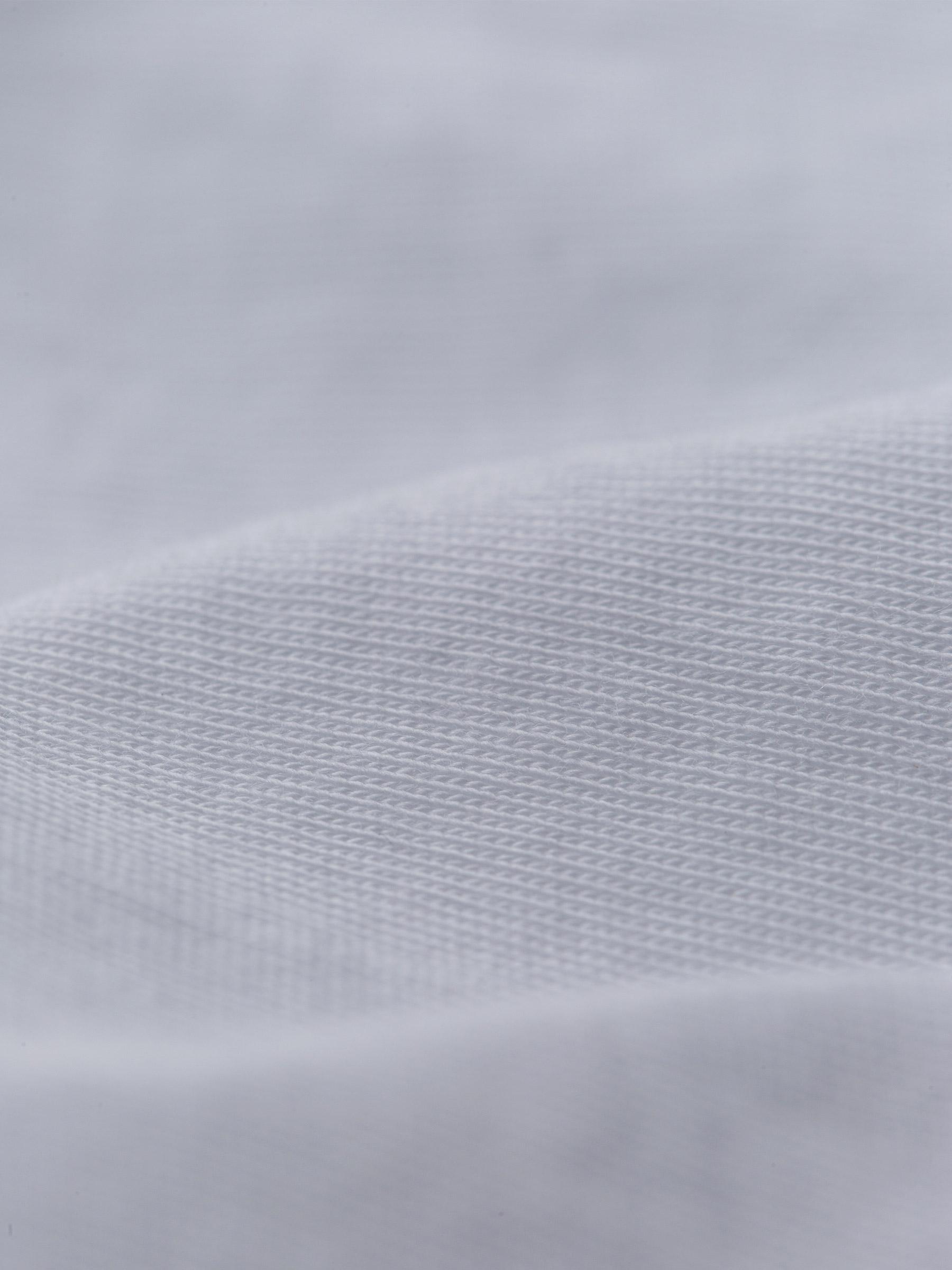 Buck Mason - Baltic Venice Wash Pima Short Sleeve Curved Hem Henley