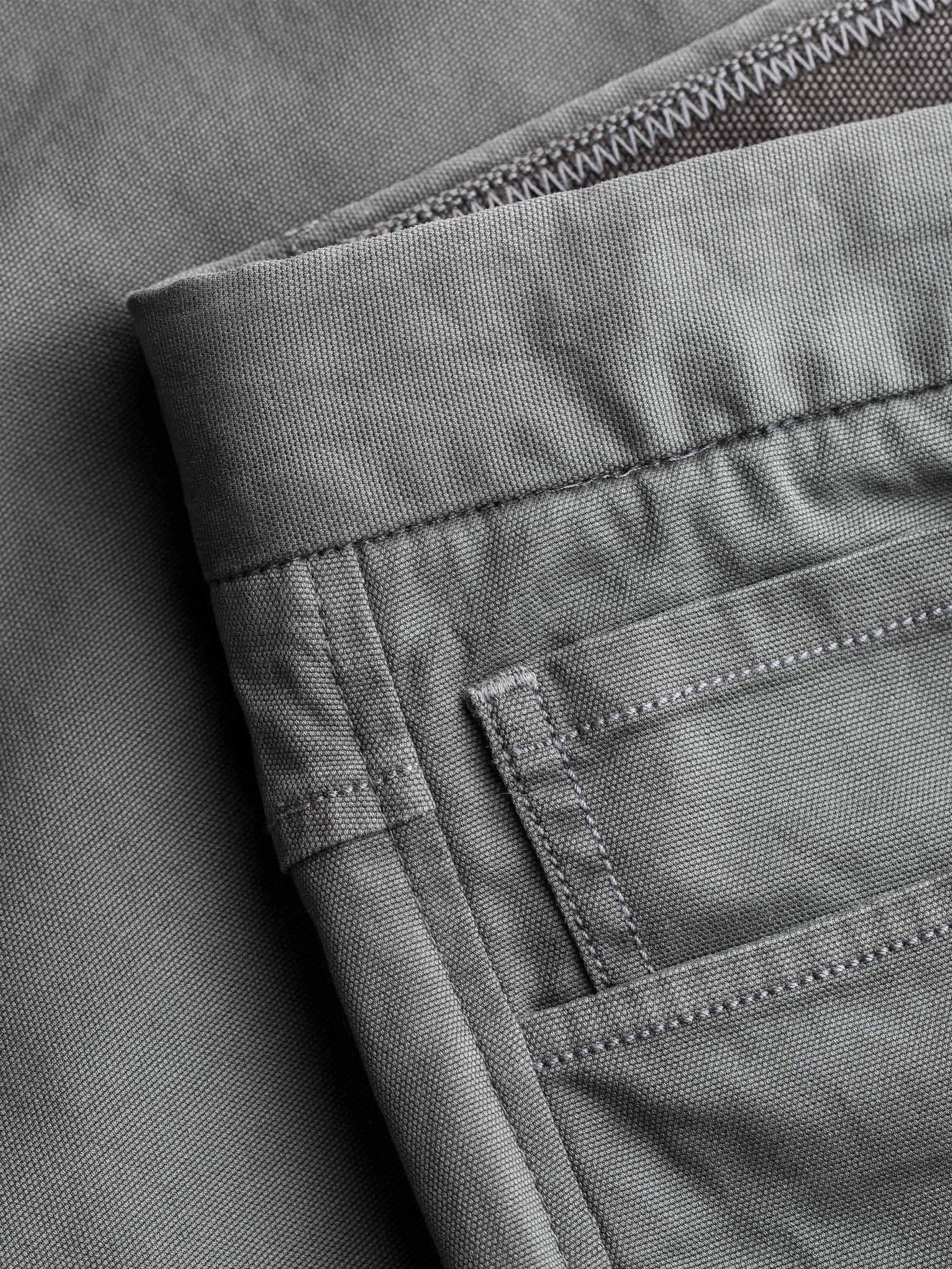 Buck Mason - Rover Vintage Canvas 5-Pocket Pant