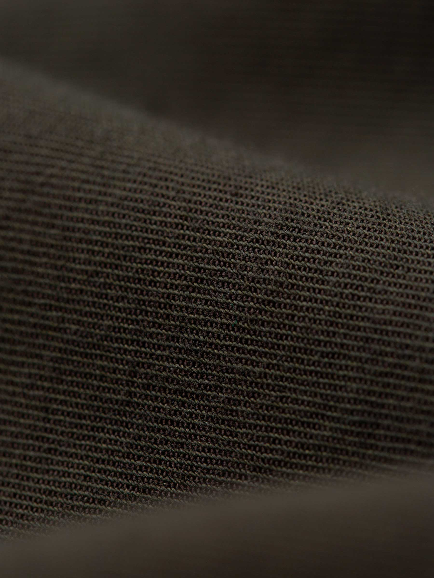 Buck Mason - Natural Draped Twill One Pocket Shirt