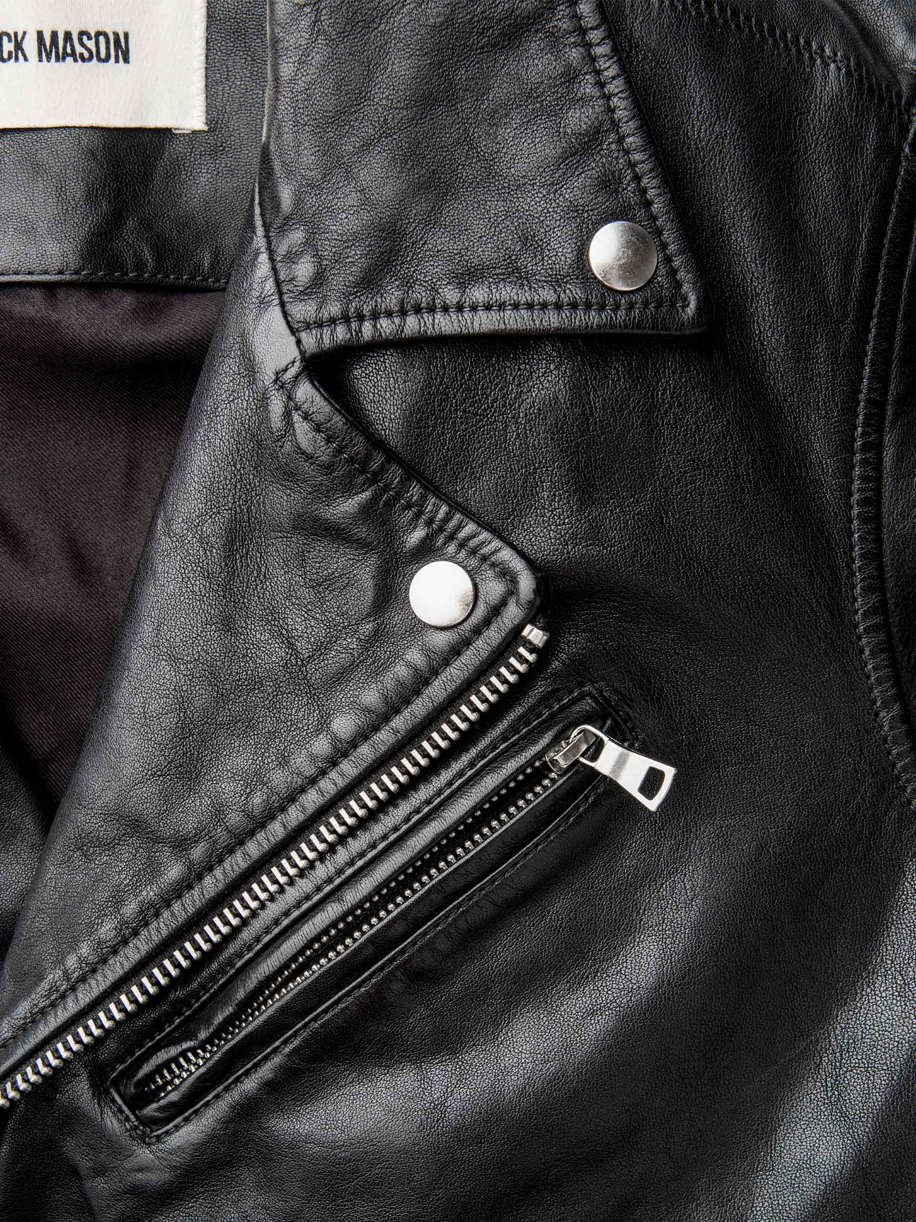 Buck Mason - Bruiser Moto Jacket