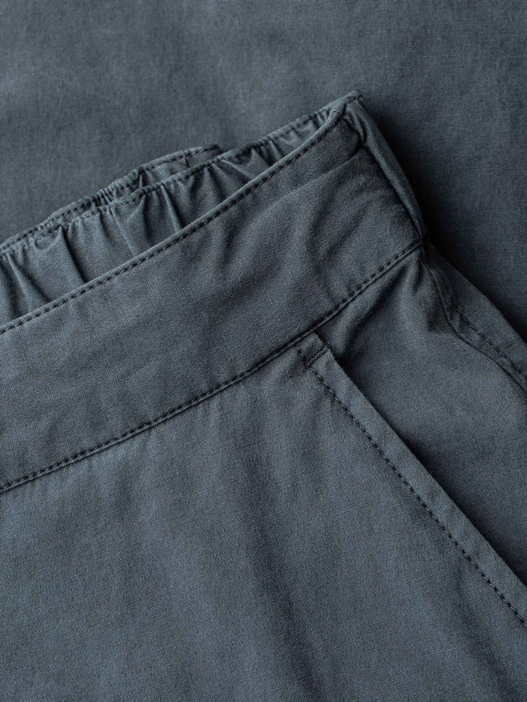 Buck Mason - Vintage Black Deck Short