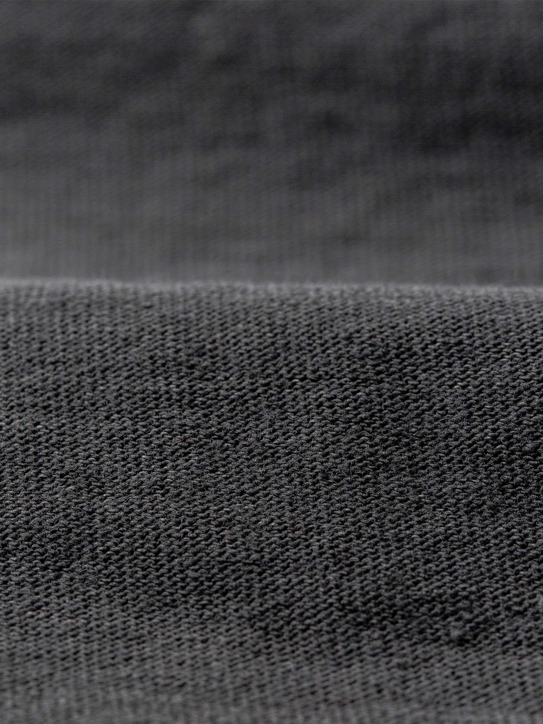 Buck Mason - Faded Black Fast Times Loop Cotton Vintage Tee