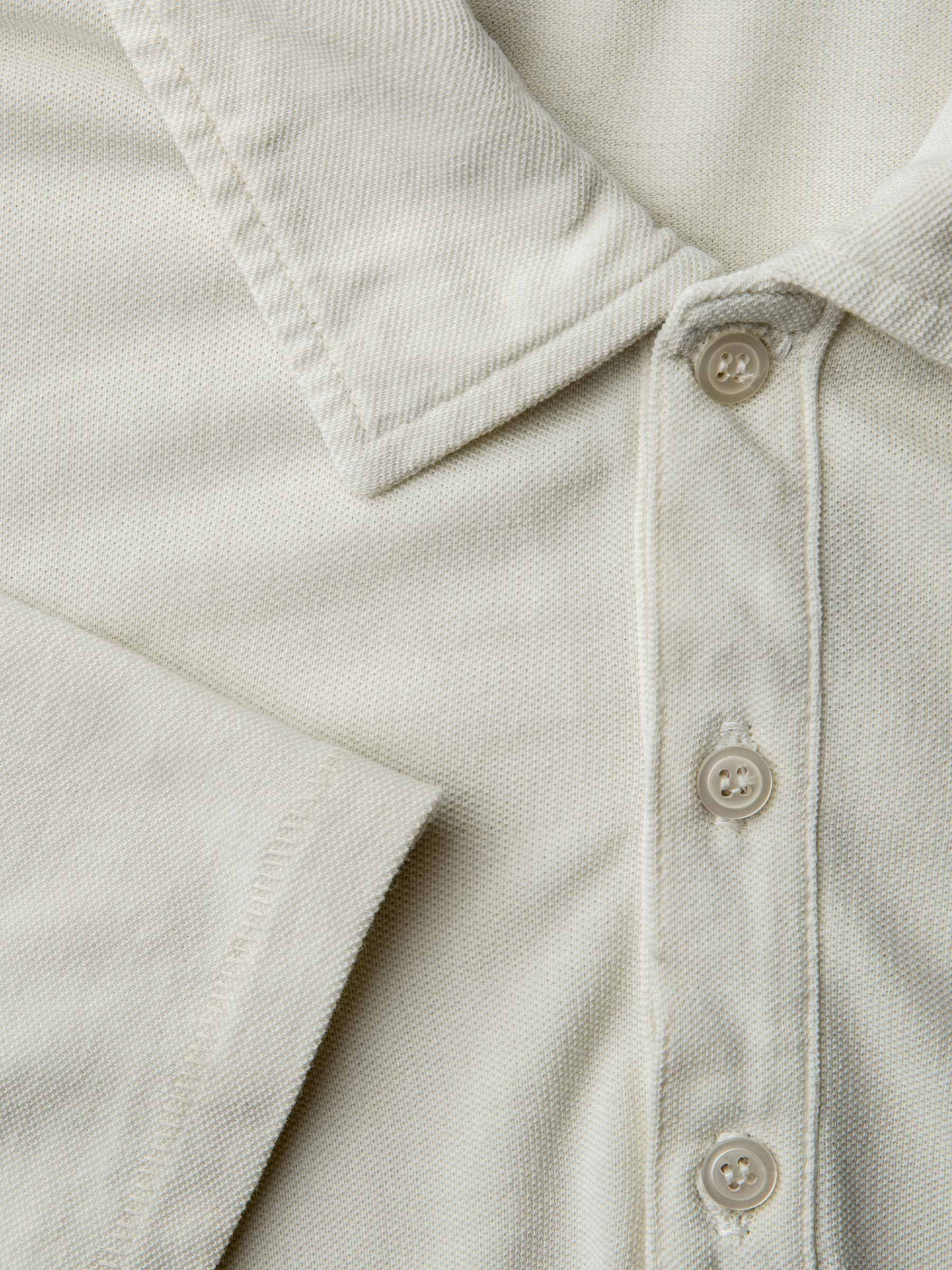 Buck Mason - Sergeant Venice Wash Pique Polo Shirt