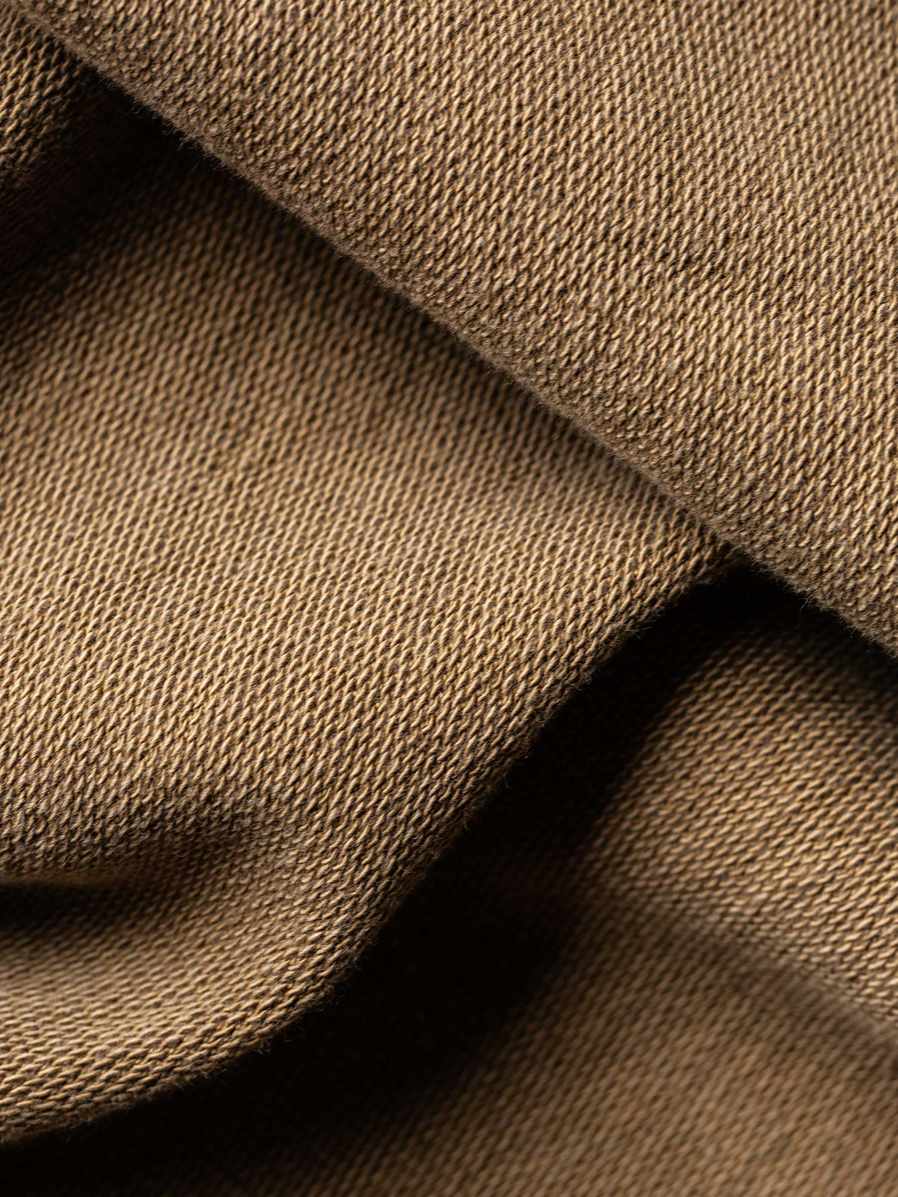 Buck Mason - Birch Venice Wash Brushed Loopback Hooded Sweatshirt