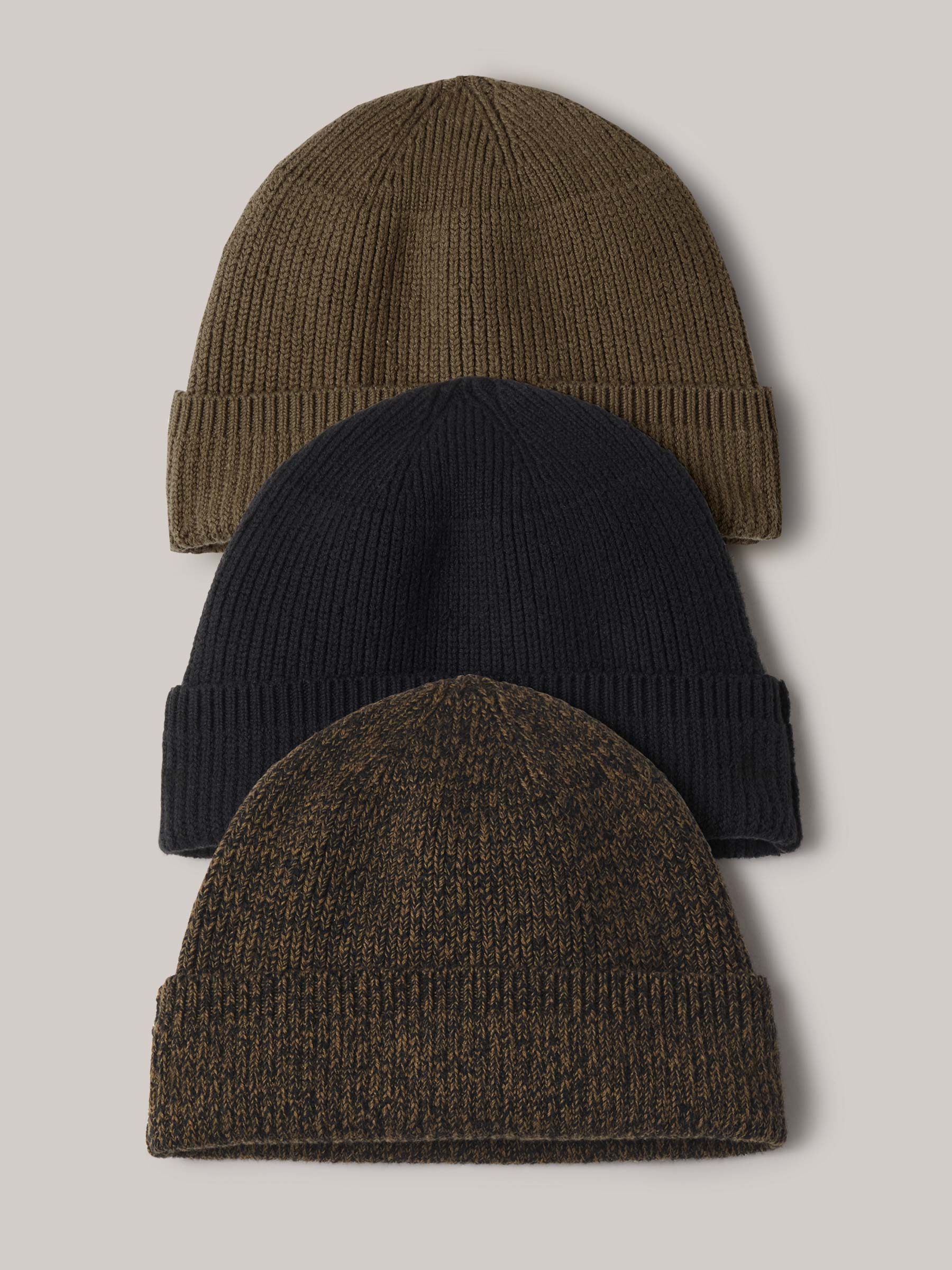 Buck Mason - Antique Cotton Rib-Knit Watch Cap