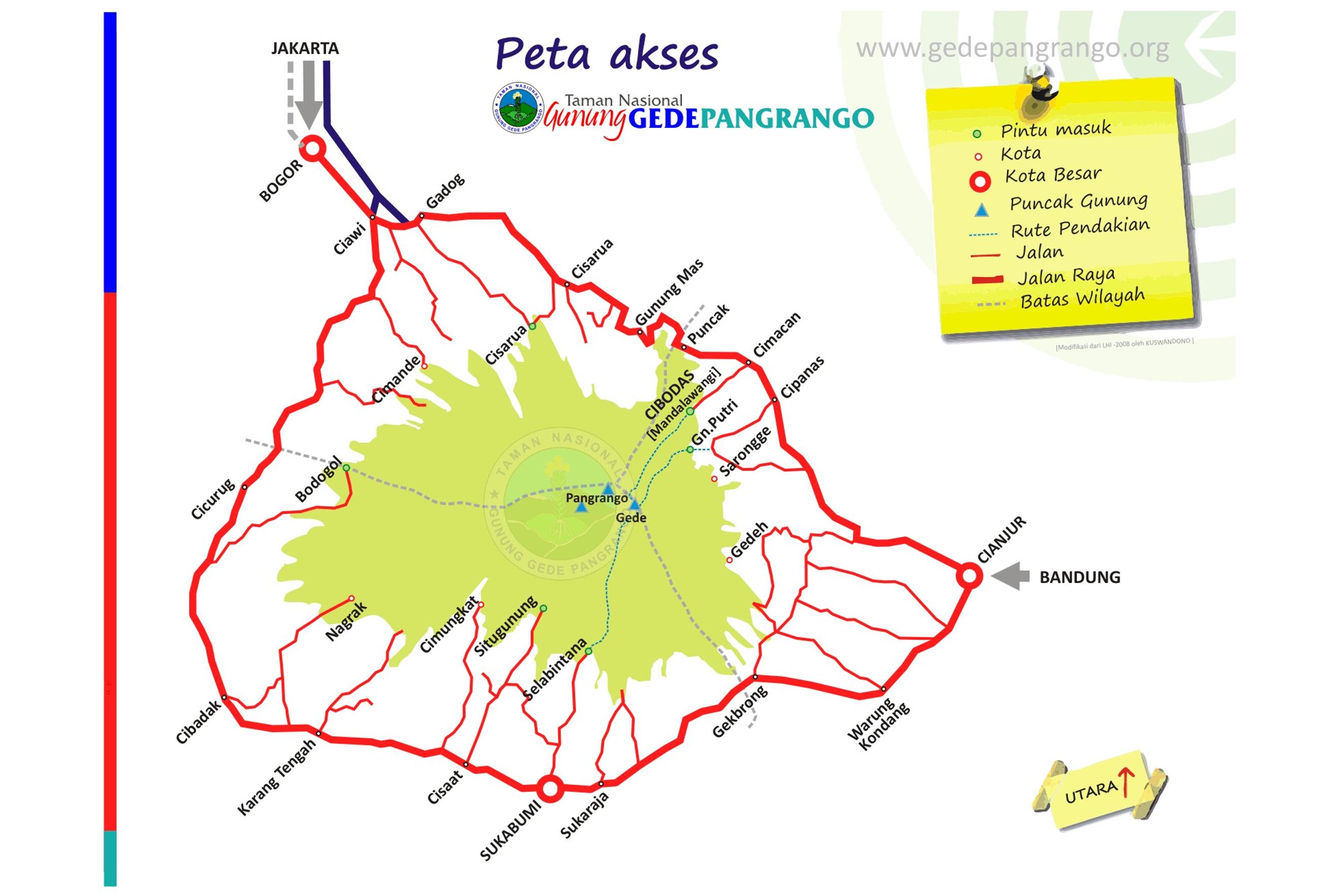 Map Kontur
