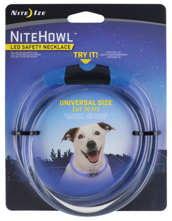 Packing image for NiteHowl™ LED Safety Necklace