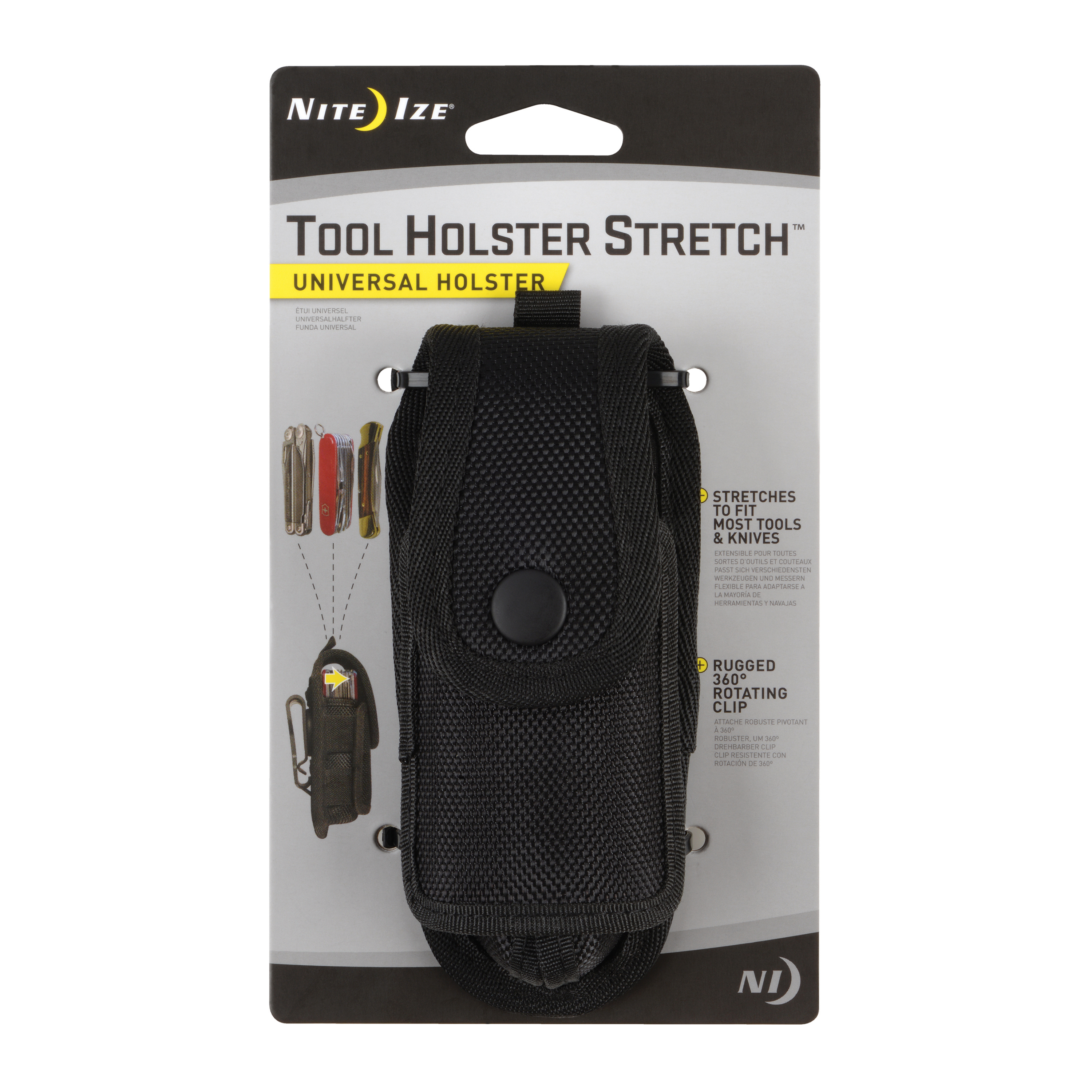 Packing image for Tool Holster Stretch™ Universal Holster
