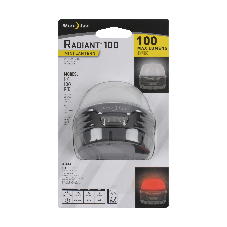 Packing image for Radiant® 100 Mini Lantern